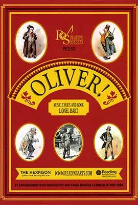 Oliver Lionel Bart musical