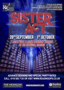 Sister Act REV8